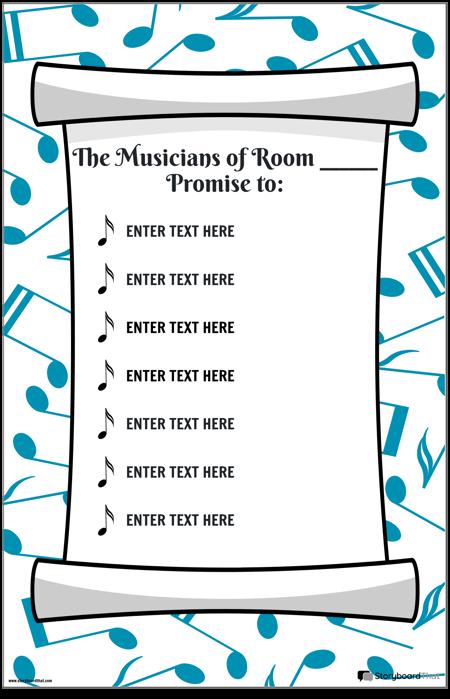 Правила за Класната Стая 7