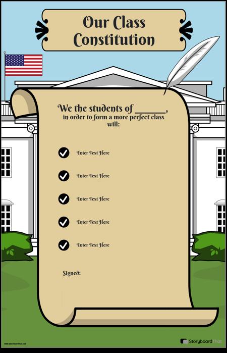 Класова Конституция 1