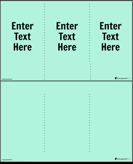 Плакат с Брошура 1
