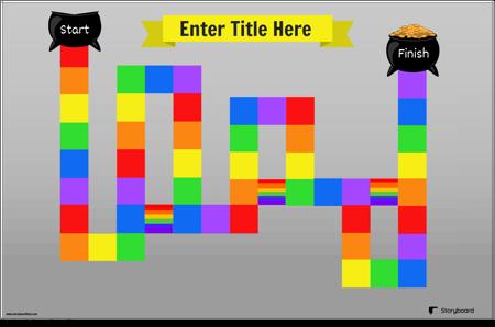 Настолна Игра Rainbow