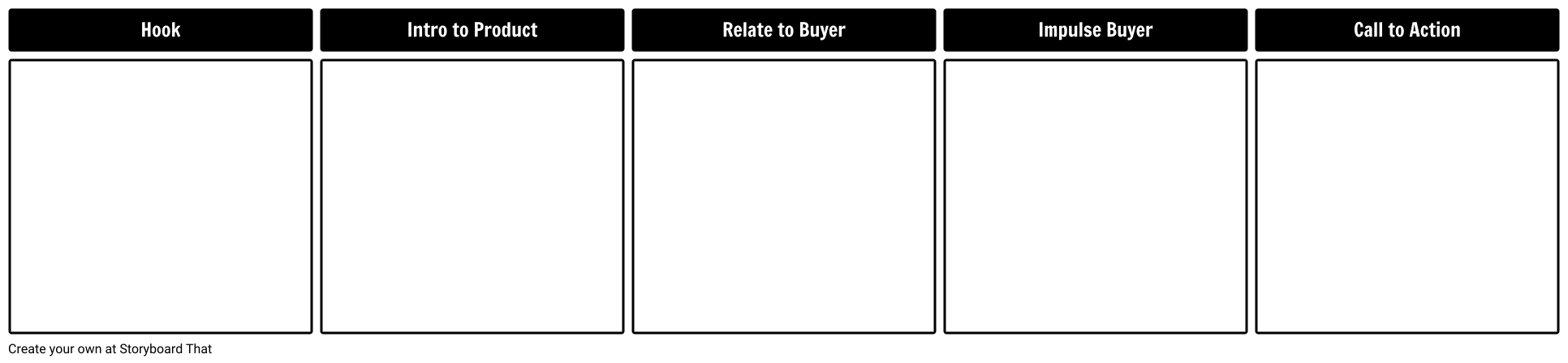 Sales Pitch Template