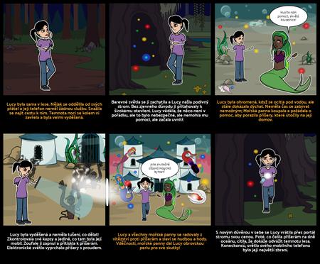Halloween Aktivity - Story Starter