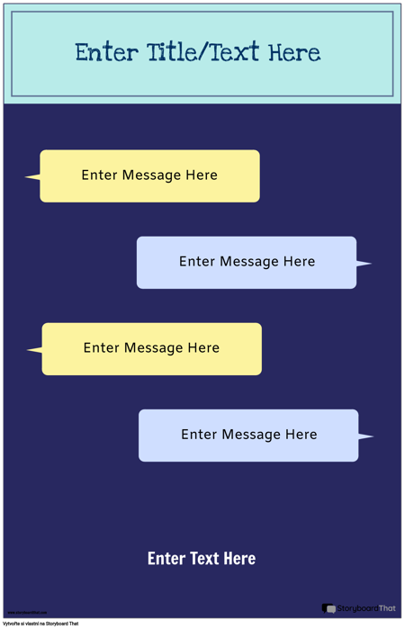 SMS Šablona PSA