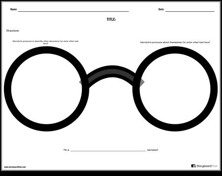 Úhel Pohledu - Brýle
