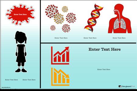 Věda Infographic