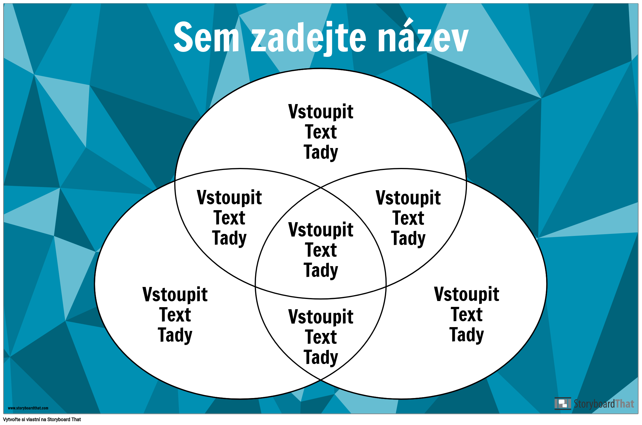 Venn Diagram 3 Circles
