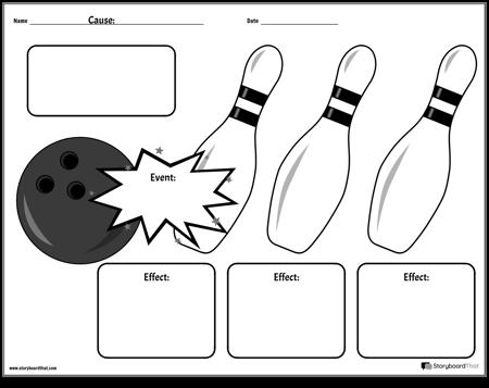 Årsag og Virkning Bowling