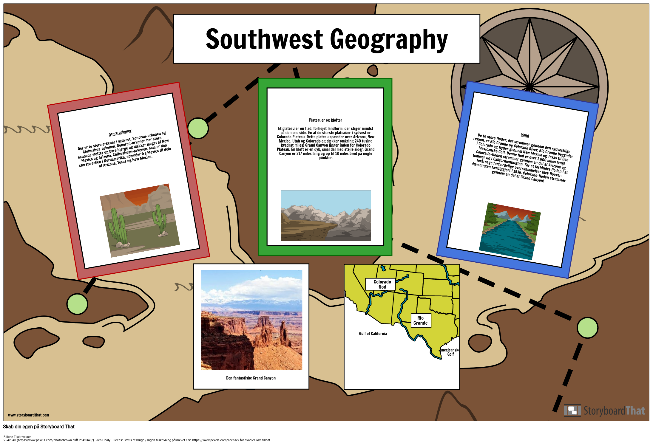Southwest Geography