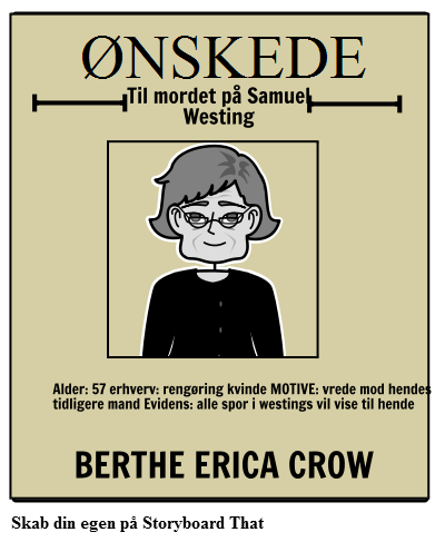 The Westing Game Wanted Poster 2