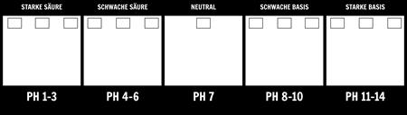 PH-Skala-Vorlage