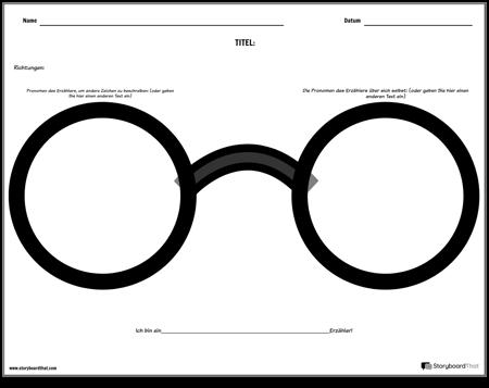 Standpunkt - Brille