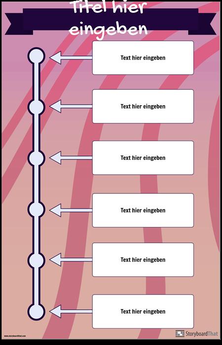 Vertikale Zeitleiste 2
