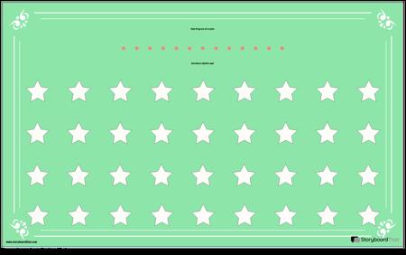 Cartel de Exhibición de Objetivos de Aula