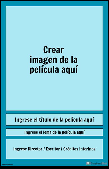 Cartel de la Película 1