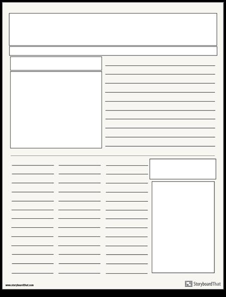 Cartel de Periódico