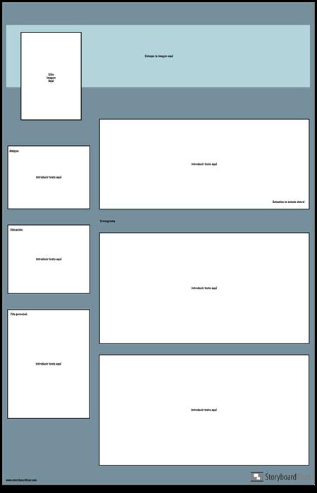 Cartel de Redes Sociales 1