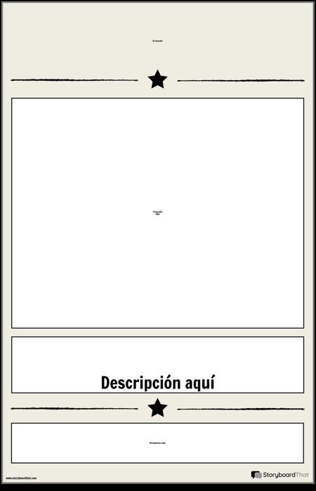 Cartel de Se Busca 1