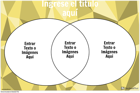Diagrama de Venn 2 Círculos