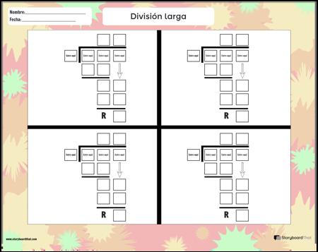 División Larga 7