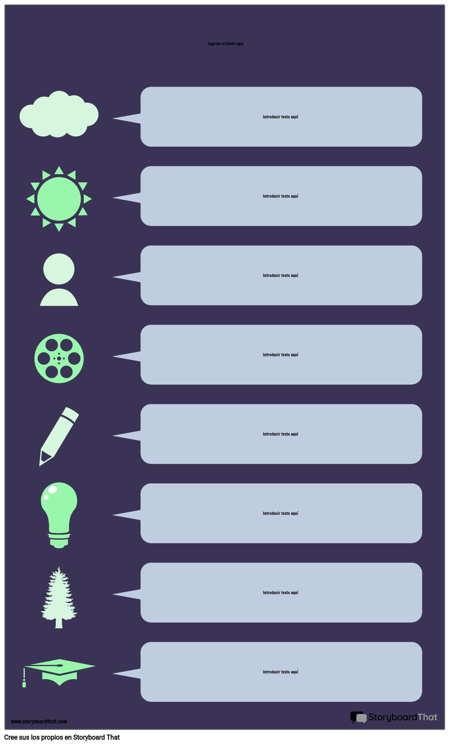 Infografía de Burbujas de Discurso