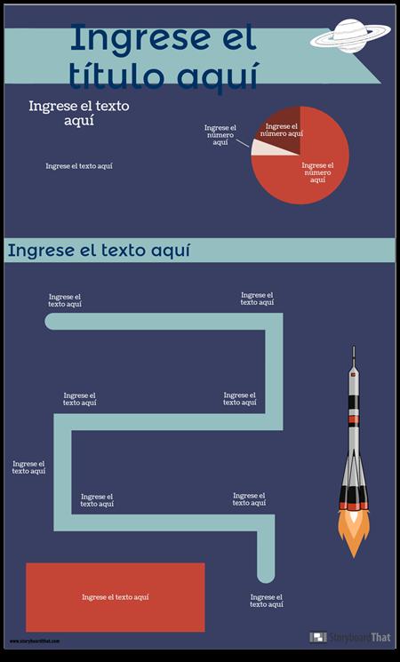 Infografía Espacial
