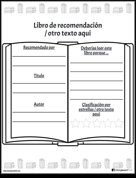 Recomendación de Libro 4
