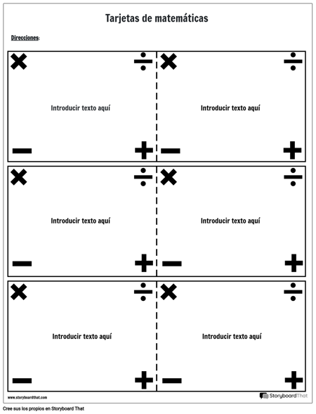 Vocabulario matemático 3