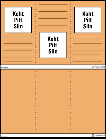 Brošüüri Plakat 3
