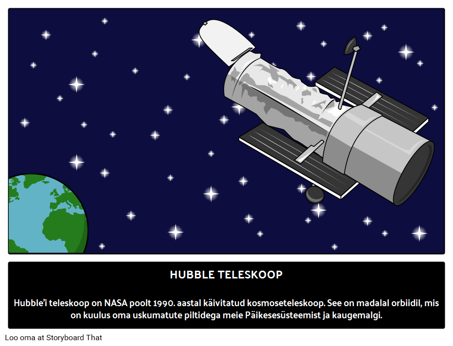 Hubble Teleskoop
