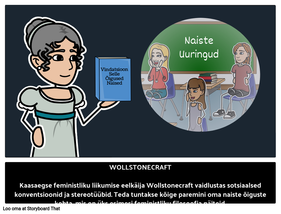 Mary Wollstonecraft Biography