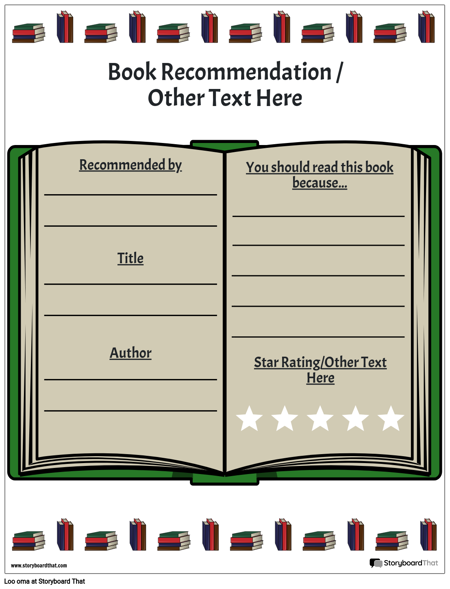 Raamatu Soovitus 3