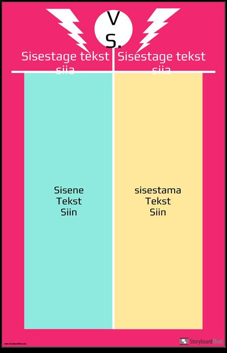 VS Ankurdiagramm