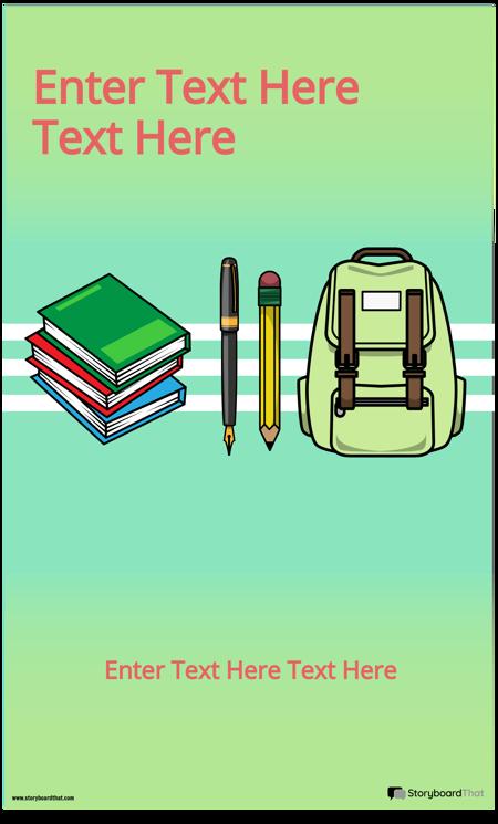 Luokkahuoneen PSA -infografiikka