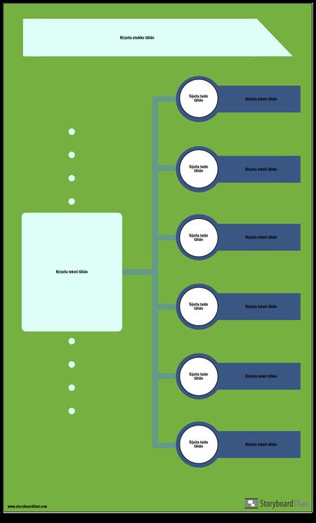 Tyhjä Aikajanan Infografia