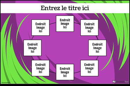 Affiche de Diagramme de Cycle
