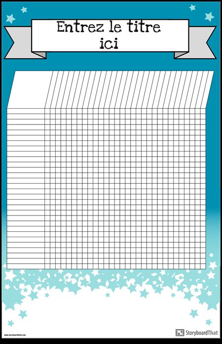 Affiche du Tableau des Étudiants