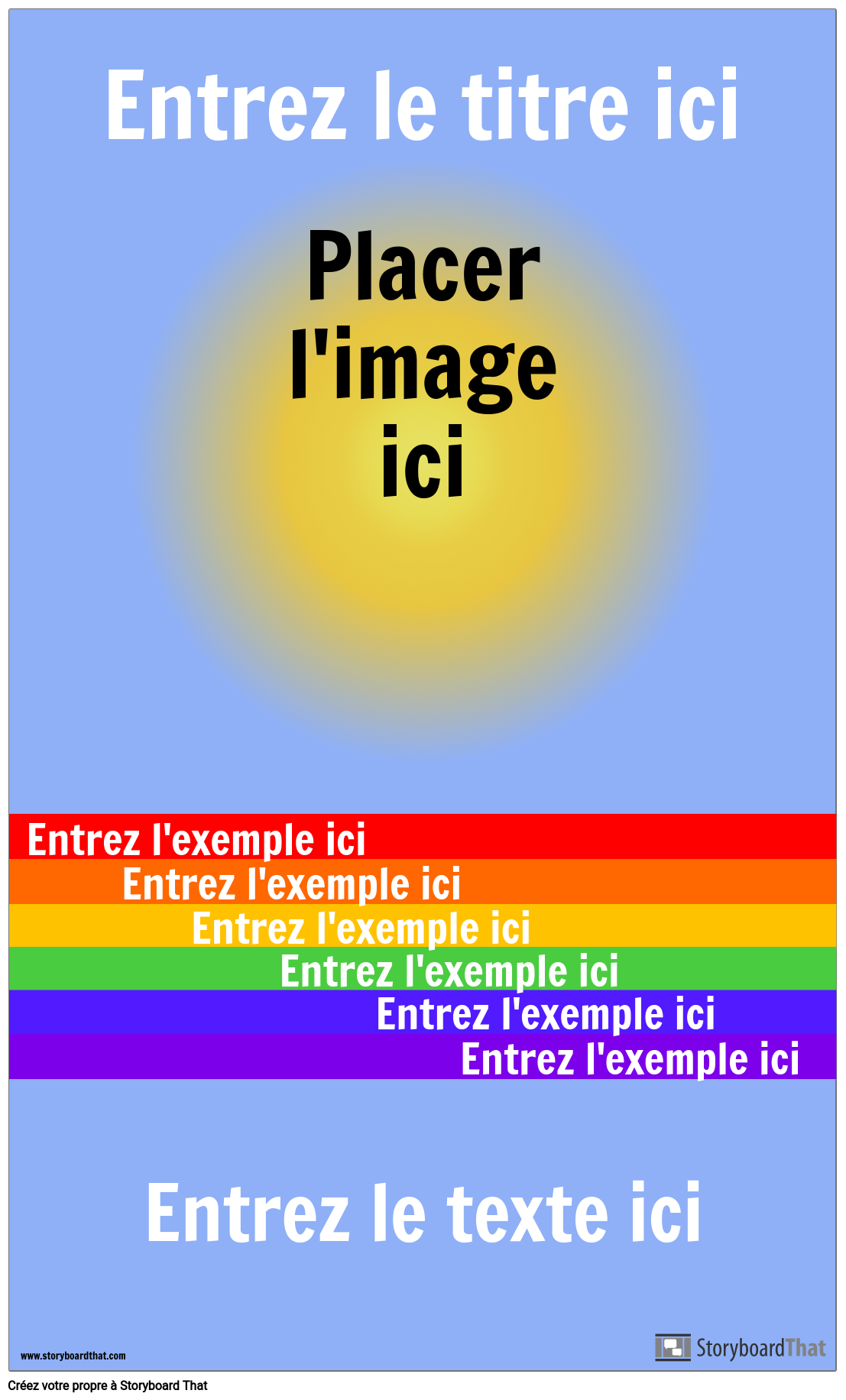 Affiche Visual Vocab