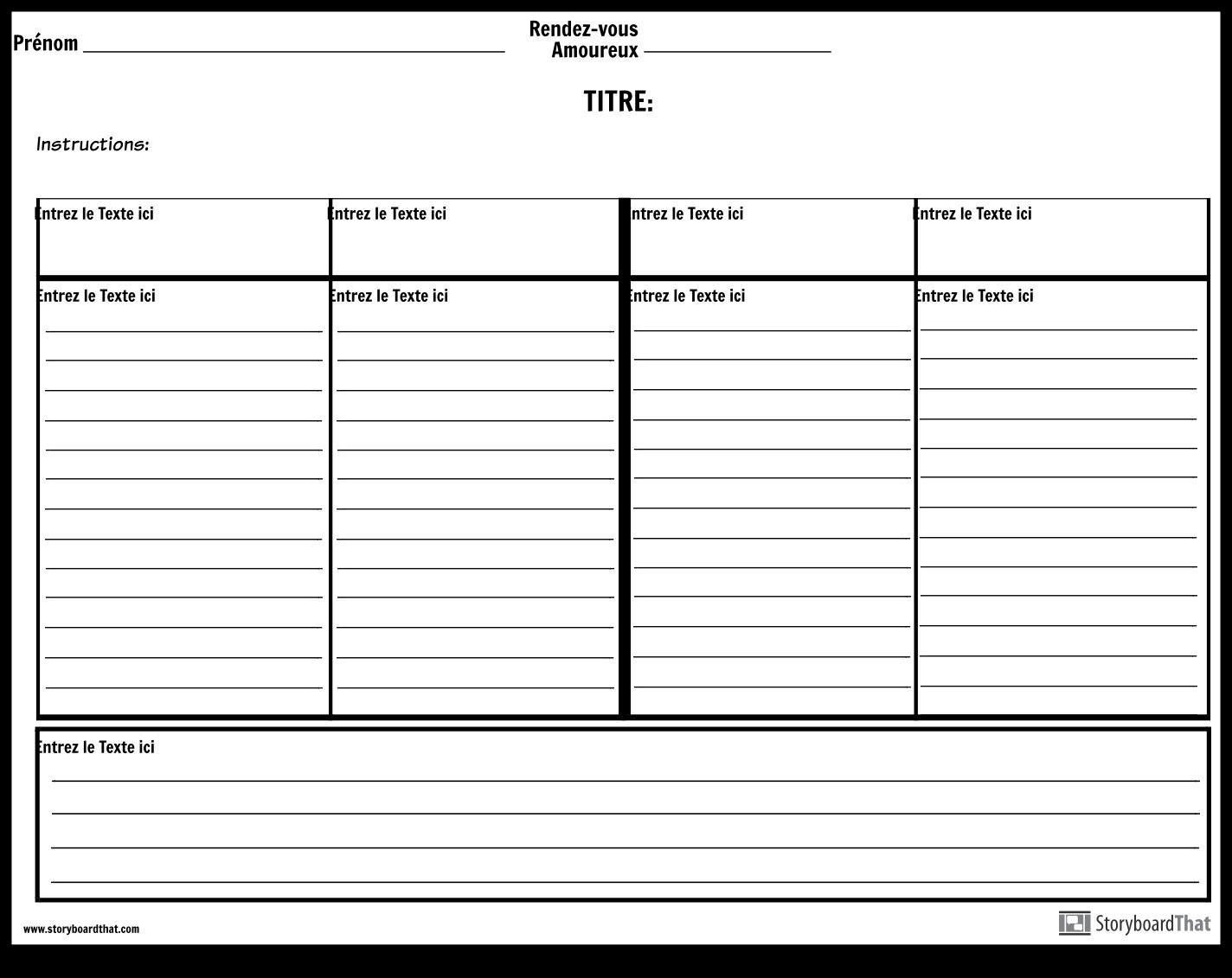 Faire une Fiche de Lecture Active   Modèle de Prise de Notes