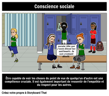 SEL: Conscience Sociale