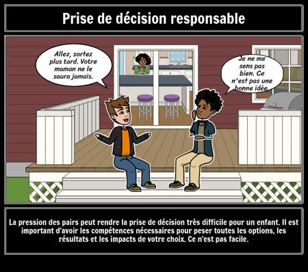 SEL: Prise de Décision