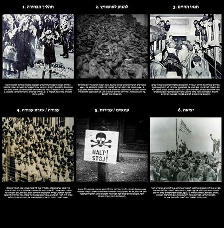 תולדות השואה - החיים באושוויץ