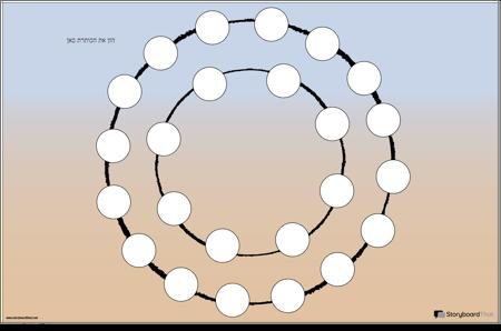 לוח משחקי מעגל