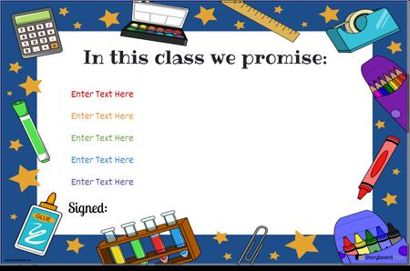 כללי הכיתה 17