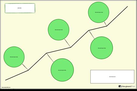 Horizontalna Vremenska Crta 2