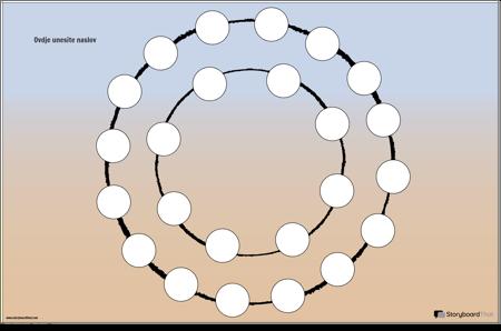 Kružna Ploča za Igru