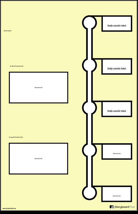 Plakat za Mjerenje Napretka