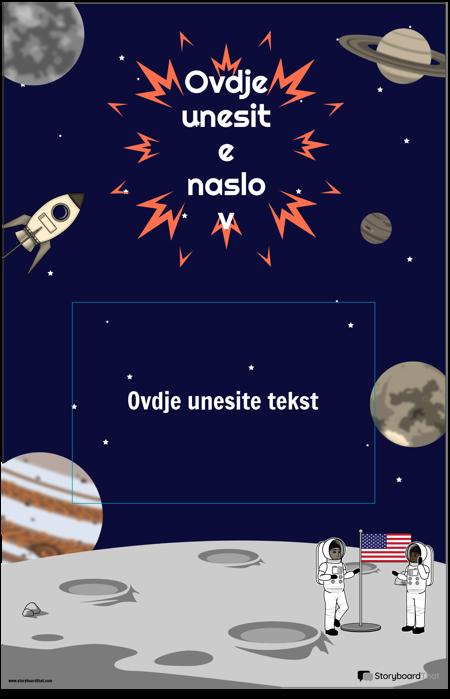 Plakat za Svemir 1