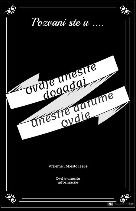 Poster Događaja 2