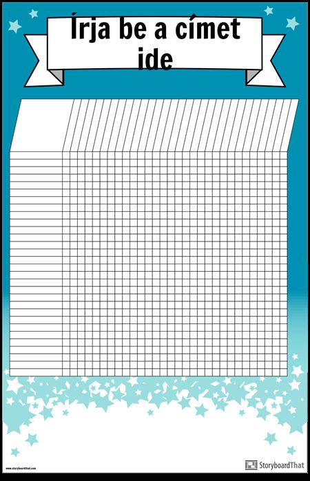 Diák Diagram Poszter
