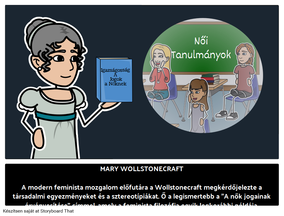 Mary Wollstonecraft Életrajz